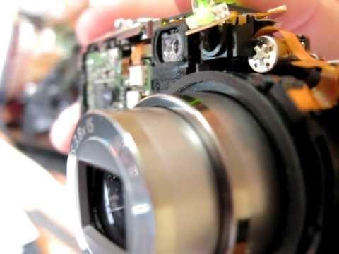 Разборка и ремонт фотоаппарата canon g9 заправка 122 картриджей hp - ремонт в Москве