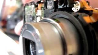 Неисправность модуля фокусировки Canon IXUS 850is(, 2011-01-12T12:18:07.000Z)