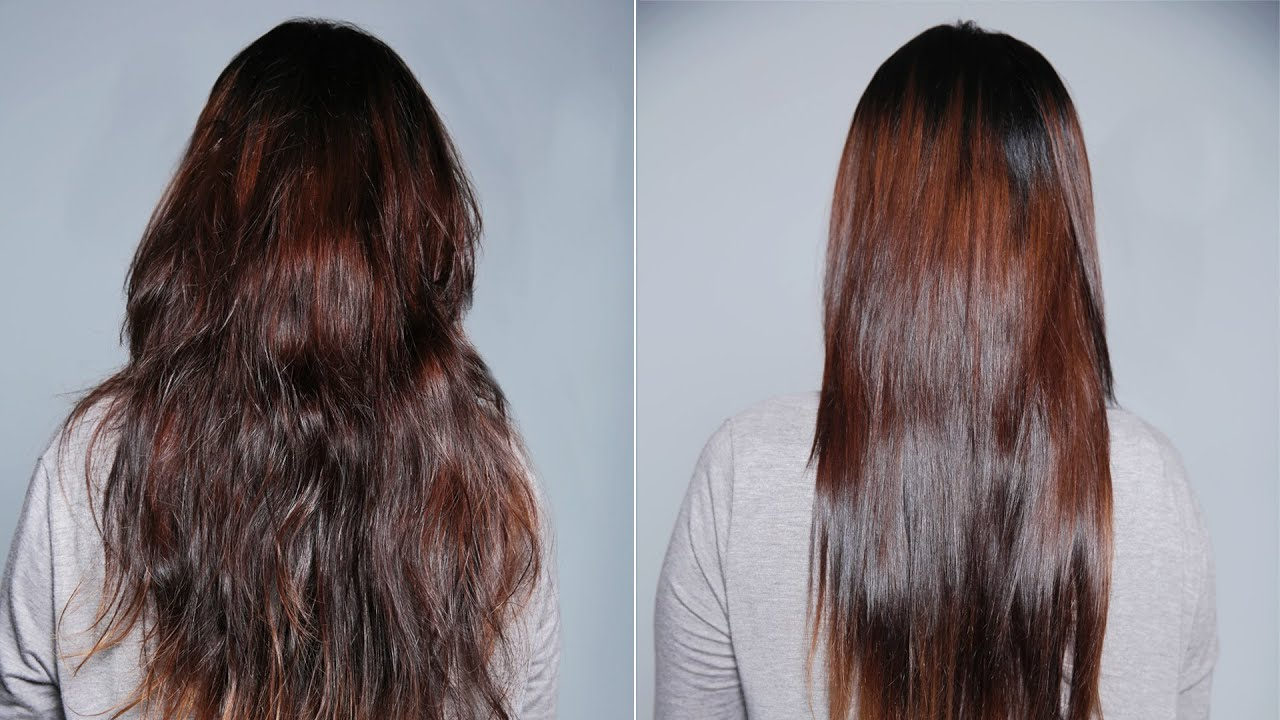 Everything You Need To Know About Keratin Hair Treatments Hair