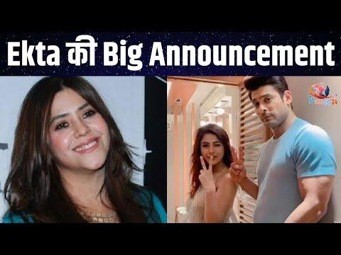 Download Broken But Beautiful 3 में क्या होंगे Sidnaaz | Ekta Kapoor on Season 3 of Broken But Beautiful