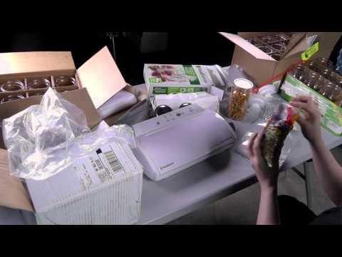Adams Reviews - FoodSavers GameSaver Deluxe vaccum sealer