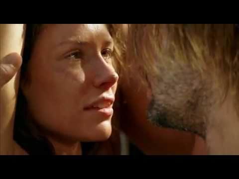 Lost: Kate & Sawyer Kiss
