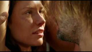 Lost: Kate & Sawyer Kiss