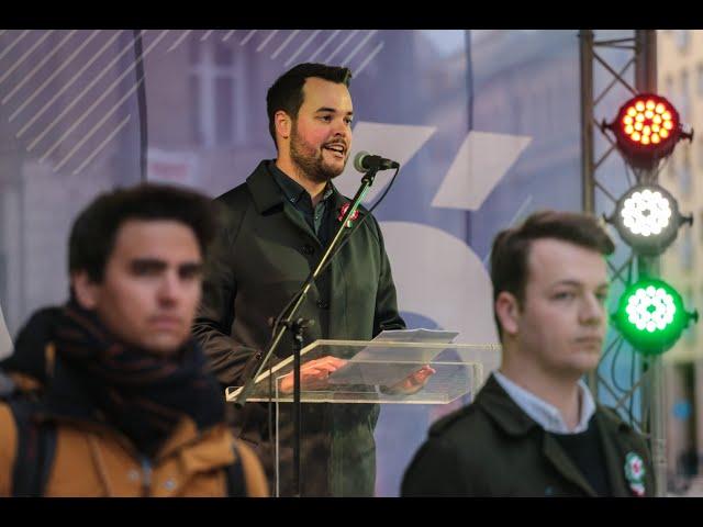 Pitz Dániel: Ezt a forradalmat vagy megnyerjük, vagy mindannyian a vesztesei leszünk | Jövő TV