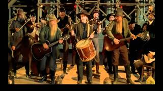 ZZ Top In Back To The Future