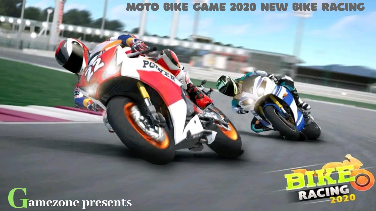 #Moto bike game 2020 new bike racing game GAMEPLAY #New bike racing game WALKTHROUGH