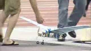 Team Double-Stuft Reduced-Fat Oreos: Flight Attempt 2 | MIT Unified Engineering, Fall 2005