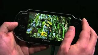 Uncharted Golden Abyss Gameplay PSP Vita (NGP, PSP 2) E3 2011