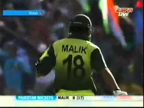 Fall Of Wickets  T20 World Cup Final