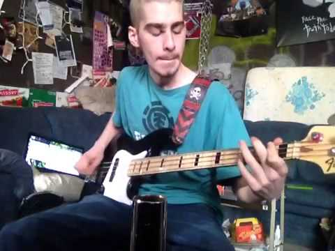 The Clash - Last Gang In Town - Bass Cover