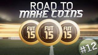 FIFA 15 ULTIMATE TEAM | COMPRAVENDITA #12 | COME FARE CREDITI VELOCEMENTE