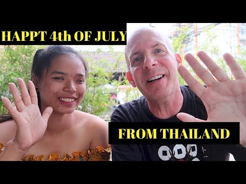 4th OF JULY IN THAILAND SURPRISE V392h