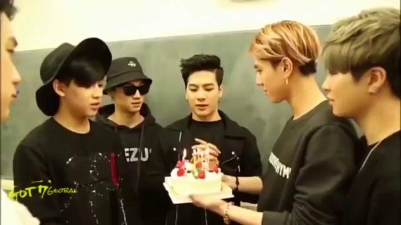 jackson wang birthday GOT7] JACKSON WANG  HAPPY BIRTHDAY 28 3 2017   YouTube jackson wang birthday
