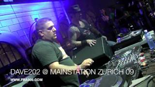 DAVE202 @ MAINSTATION STREETPARADE 09 ZURICH