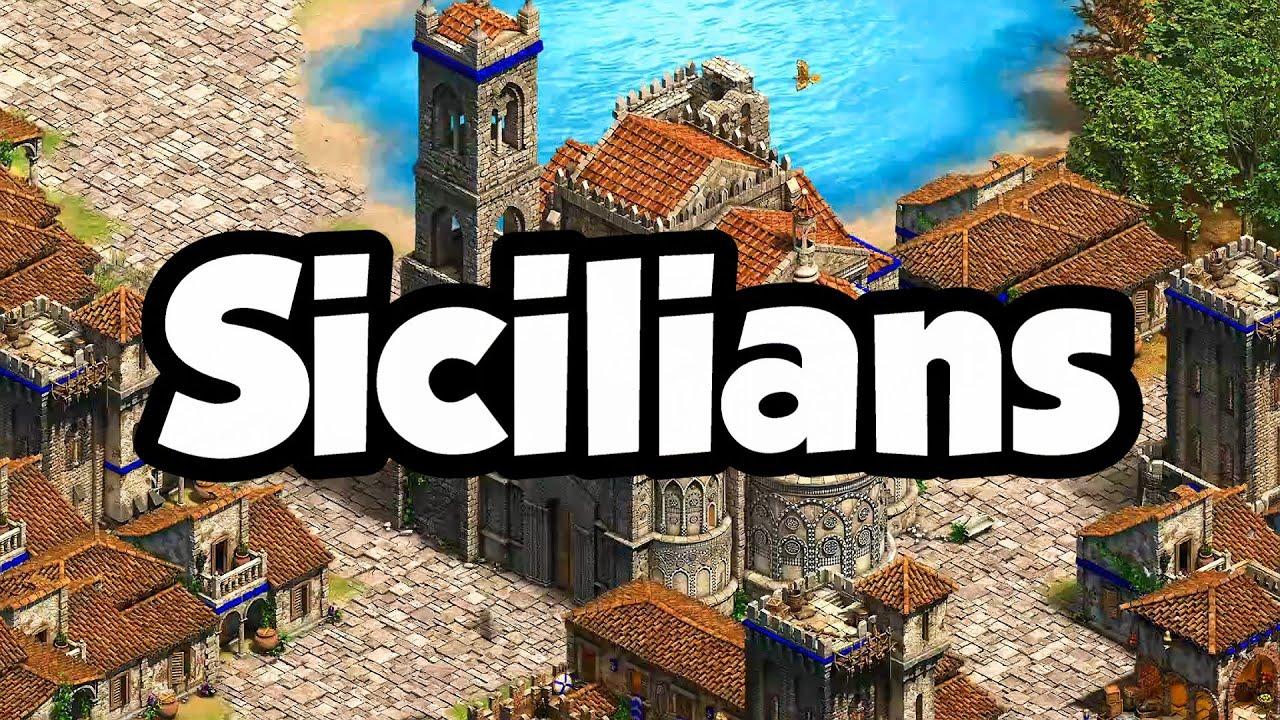 Download Sicilians overview Aoe2