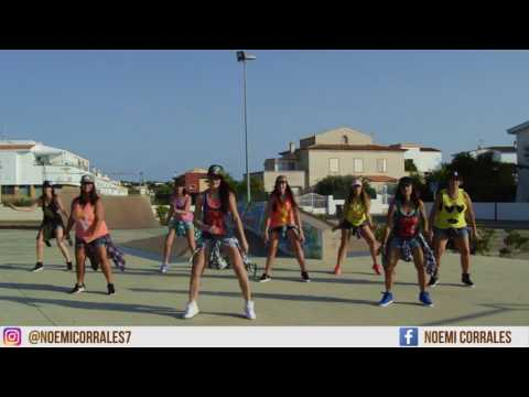 JUMP  Major Lazer Ft Busy Signal  Zumba® Noemi Corrales