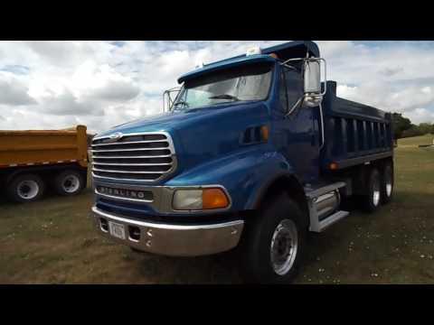 Sterling Acterra Dump Truck For Sale Norfolk Nebraska