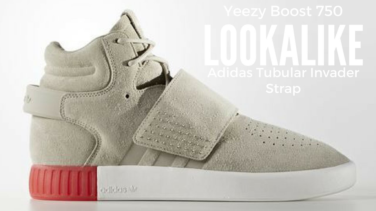 Adidas Originals Tubular Invader Strap Green