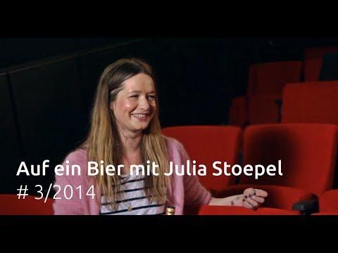 Julia Stoepel - Auf ein Bier mit #3/2014