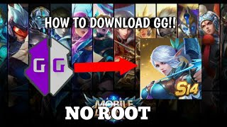 Gambar cover How to Use/Download GameGuardian in Mobile Legend • Full Tutorial (Tagalog)