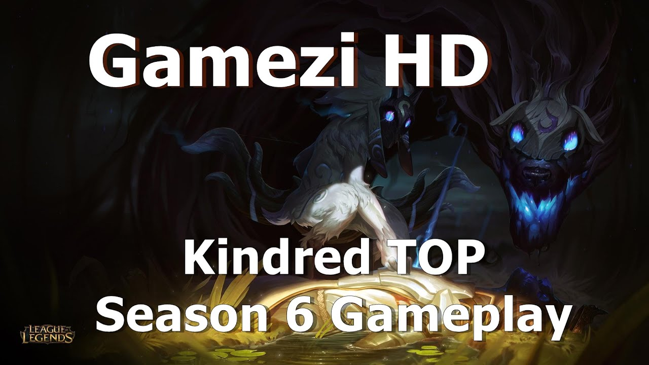 kindred top s6