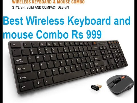 9b07fc39485 Amkette Optimus Wireless Laptop Keyboard Unboxing and full review ...