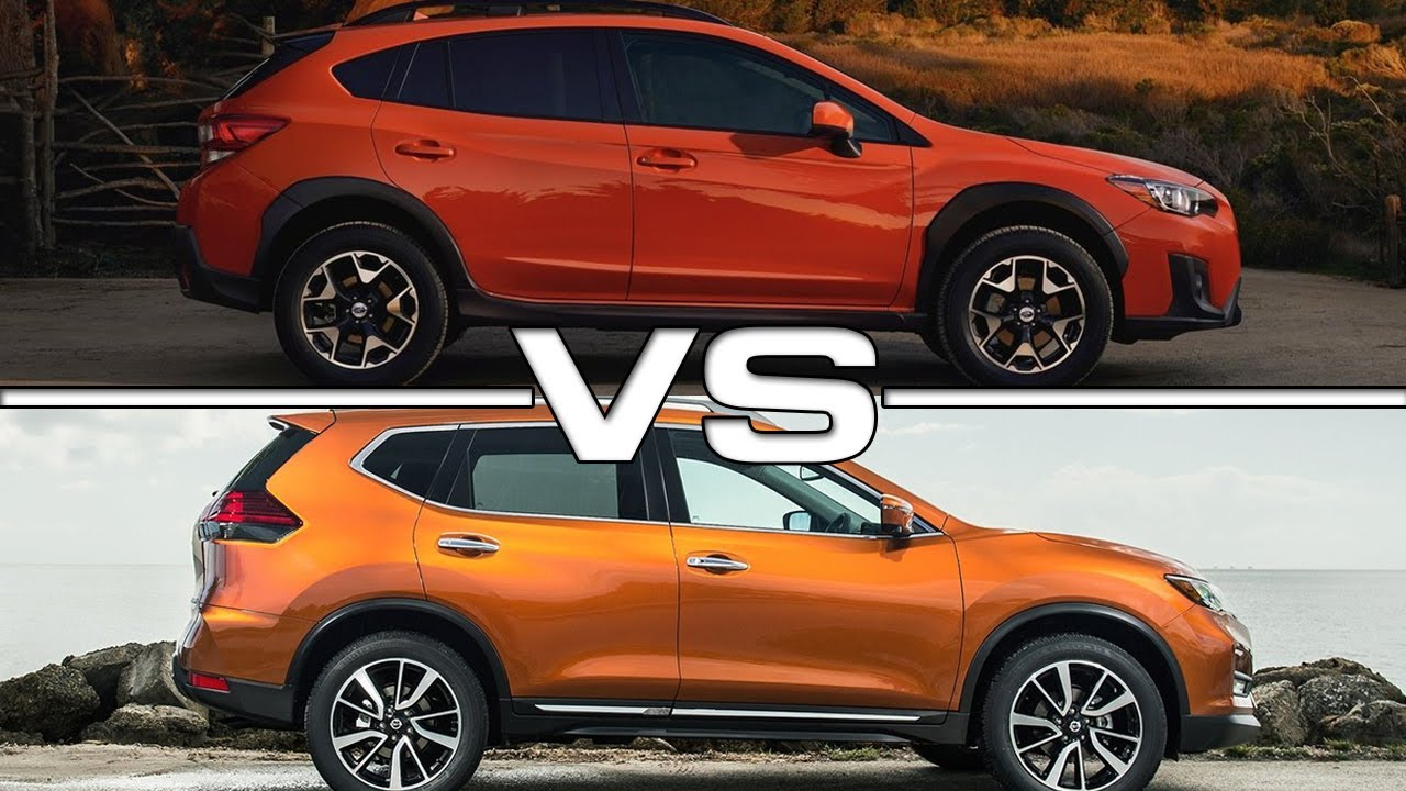 2017 vs 2018 subaru crosstrek. Black Bedroom Furniture Sets. Home Design Ideas