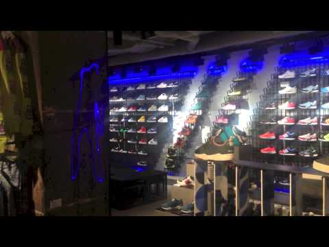 Adidas Originals Shanghai Flagship Store Project