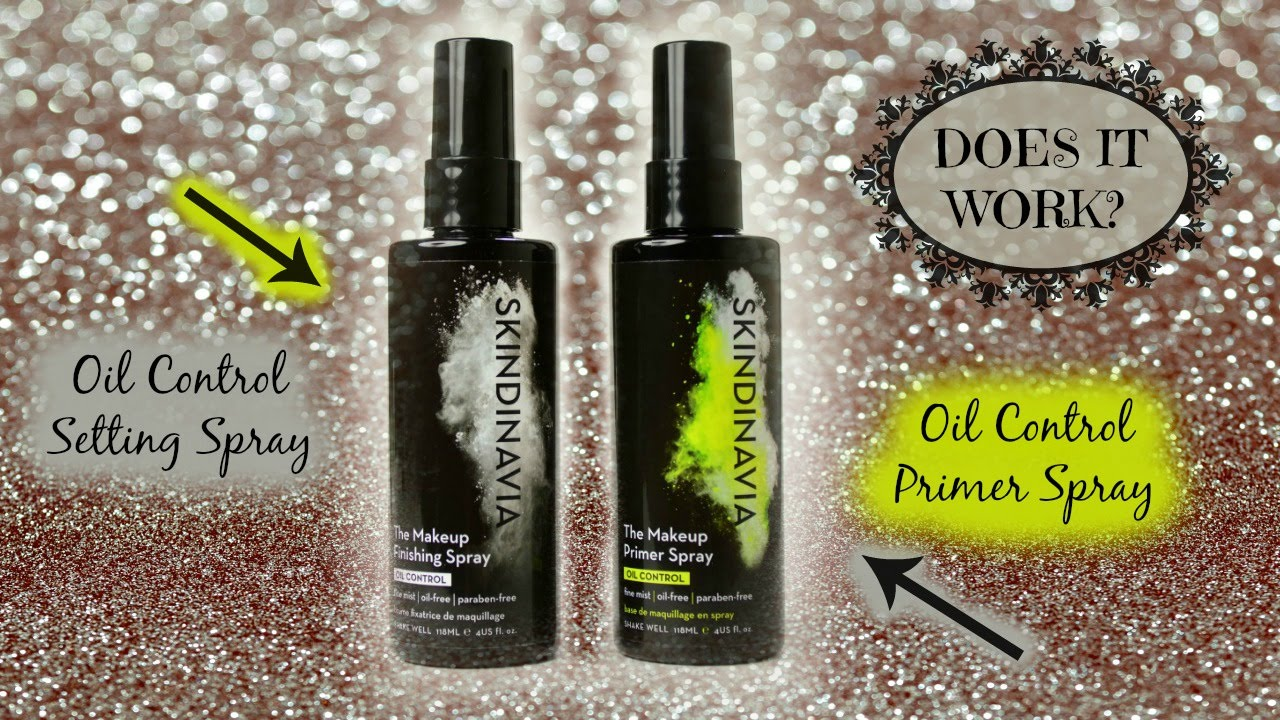 The Makeup Finishing Spray Oil Control by Skindinavia #10