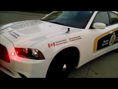 **RARE** Canada Border Services Agency