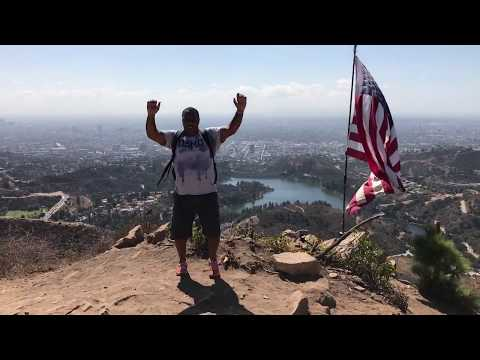 LA Hiking (Hollywood Sign View Point)
