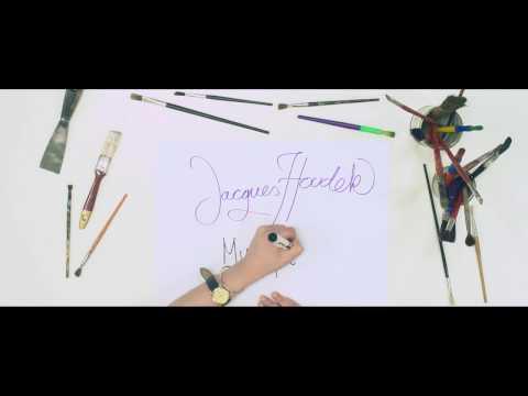 JACQUES HOUDEK - My friend (Lyric video, ESC 2017 - CROATIA)