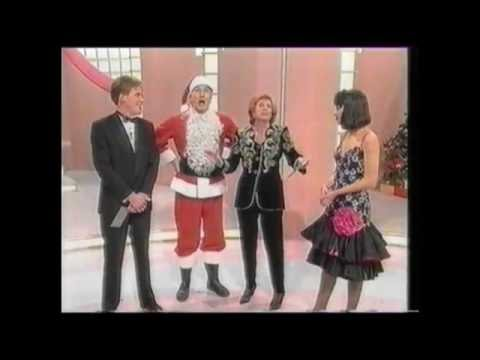 Blind Date 1990 Christmas Special, Simon Thomas Part 1
