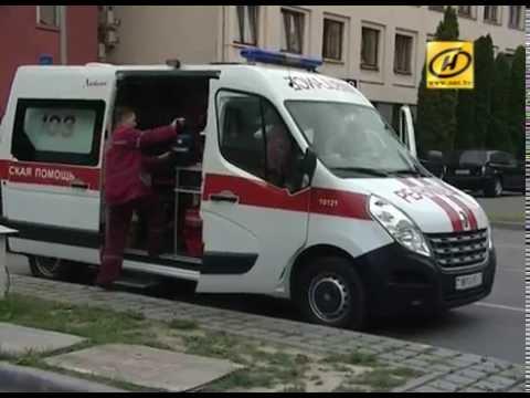 103: Бригады скорой помощи работают круглосуточно