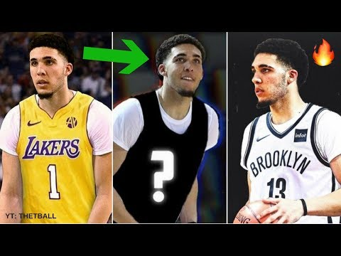 3 Teams That May Draft LiAngelo Ball in the 2018 NBA Draft | Play With Lonzo For the Lakers!