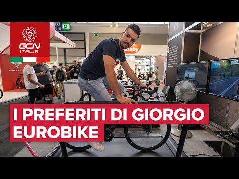 Le novità di Eurobike che hanno conquistato Giorgio | GCN Italia in fiera