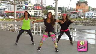 Meli Espinoza Instructora Zumba - Picky - Joey Montana