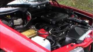 Mercedes W124 M102 2.3 engine problem. What