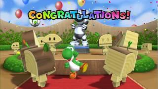 Mario Party 9 - Step It Up - Mario vs Luigi vs Yoshi vs Daisy