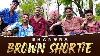 BROWN SHORTIE | SIDHU MOOSE WALA | BHANGRA | P.B.K Studio