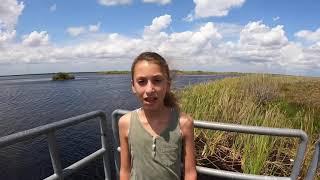 Everglades Project 2021 - Gwyn Pawlowski and Harper Thomerson