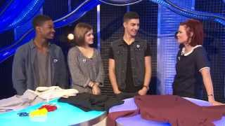 The Next Step Blue Peter Make - How to make a hoodie backpack - CBBC