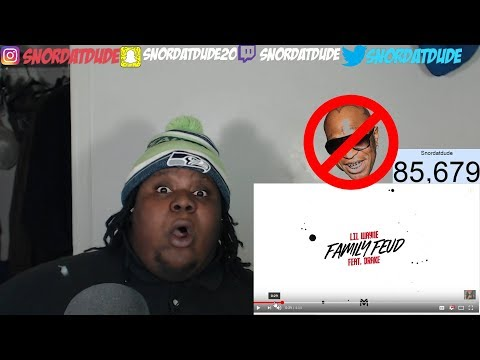 LOL BIRDMAN DISS!!!  Lil Wayne - Family Feud feat. Drake (Official Audio) | Dedication 6 REACTION!!!