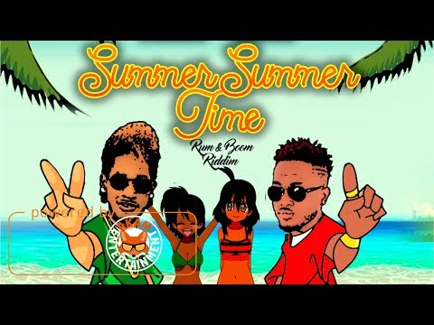 Patexx Ft. Jinyus - Summer Time [Rum & Boom Riddim] July 2017