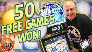 🌙EPIC WIN! ☀️Sun & Moon COLLIDE for a Free Game BONANZA! 💥| The Big Jackpot