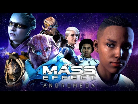 Mass Effect: Andromeda – The Movie / Complete Story / All Cutscenes (Female Ryder Edition)