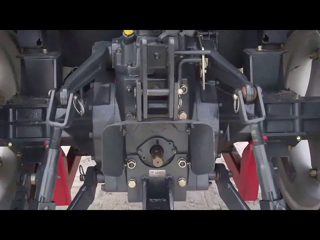 трактор TYM T603 demo