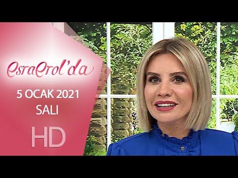 Esra Erol'da 5 Ocak 2021 | Salı