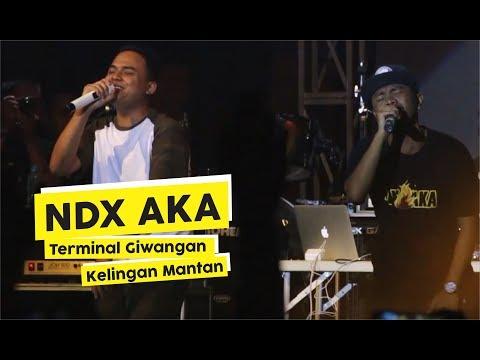 [HD] NDX AKA - Terminal Giwangan + Kelingan Mantan (Live at Festival Alun Alun Selatan)