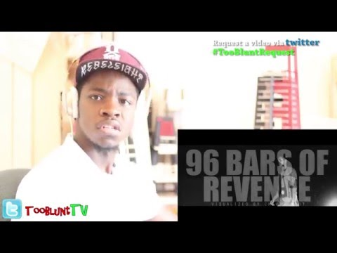 Chipmunk 96 Bars Of Revenge Reaction Video